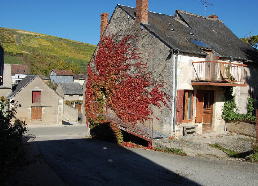 Maison à louer 80m2 à Sancerre