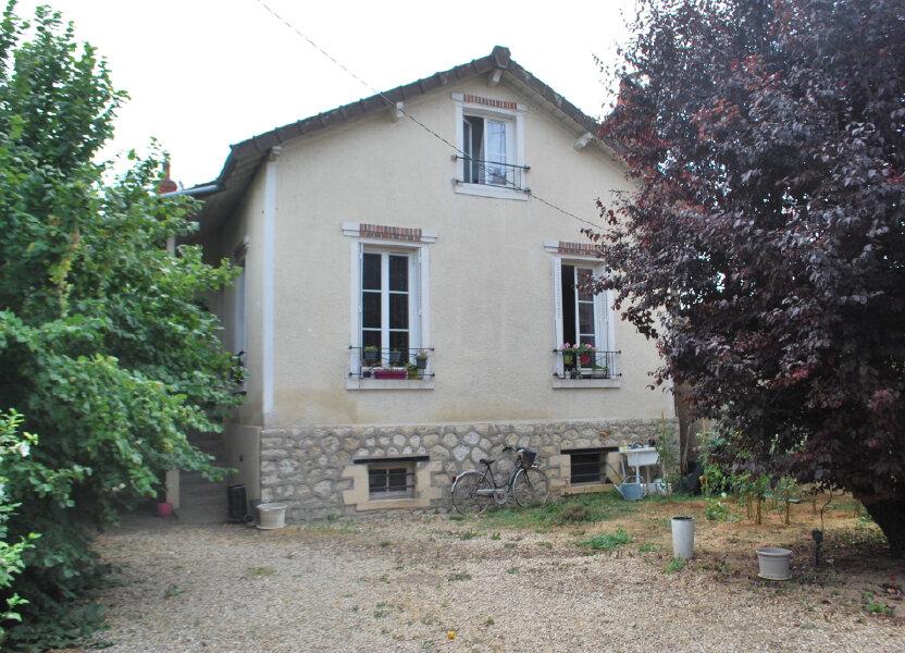 Maison à vendre 82m2 à Cosne-Cours-sur-Loire