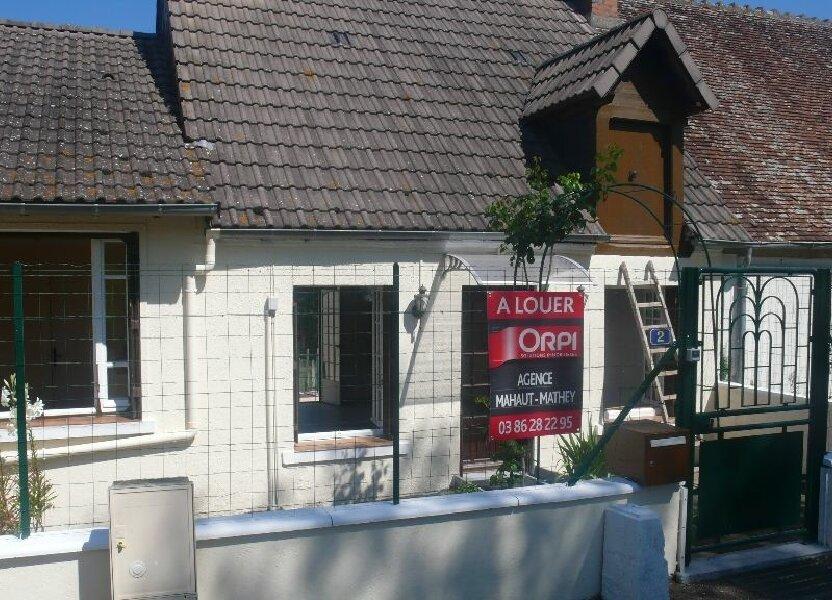 Maison à louer 51m2 à Tracy-sur-Loire