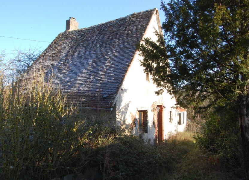 Maison à vendre 54m2 à Le Noyer