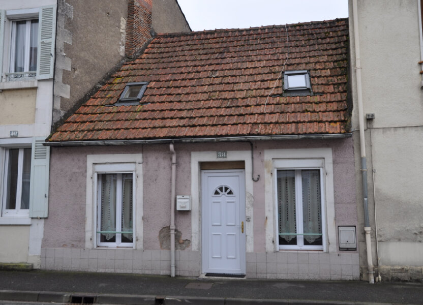Maison à vendre 78m2 à Cosne-Cours-sur-Loire