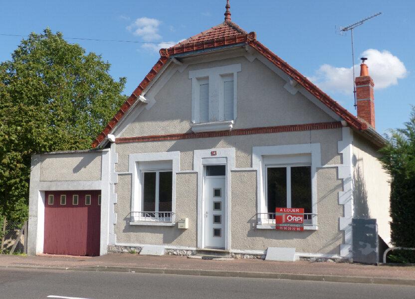 Maison à louer 76m2 à Cosne-Cours-sur-Loire