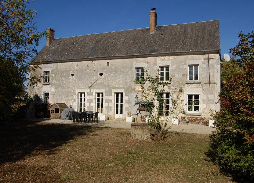 Maison à vendre 102m2 à Veaugues