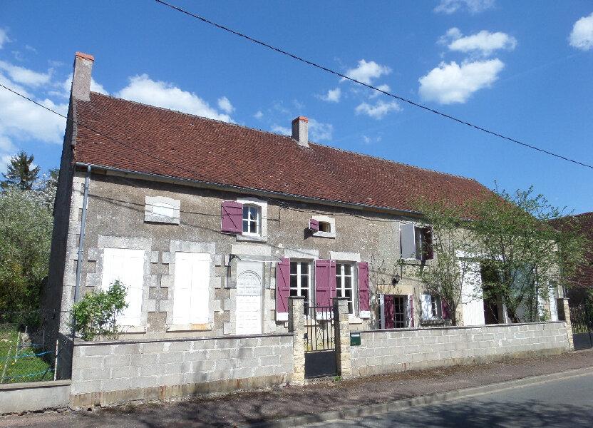 Maison à vendre 250m2 à Châteauneuf-Val-de-Bargis