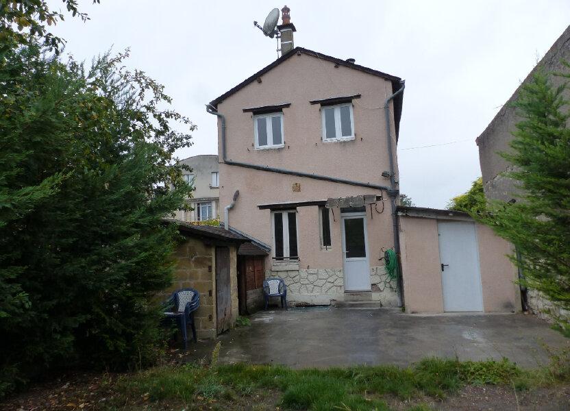 Maison à louer 60m2 à Cosne-Cours-sur-Loire
