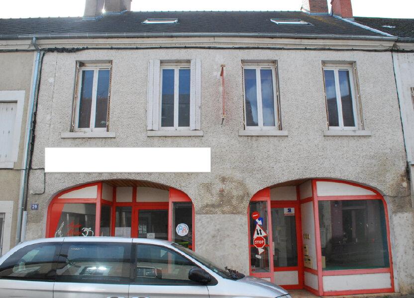 Immeuble à vendre 180m2 à Pouilly-sur-Loire
