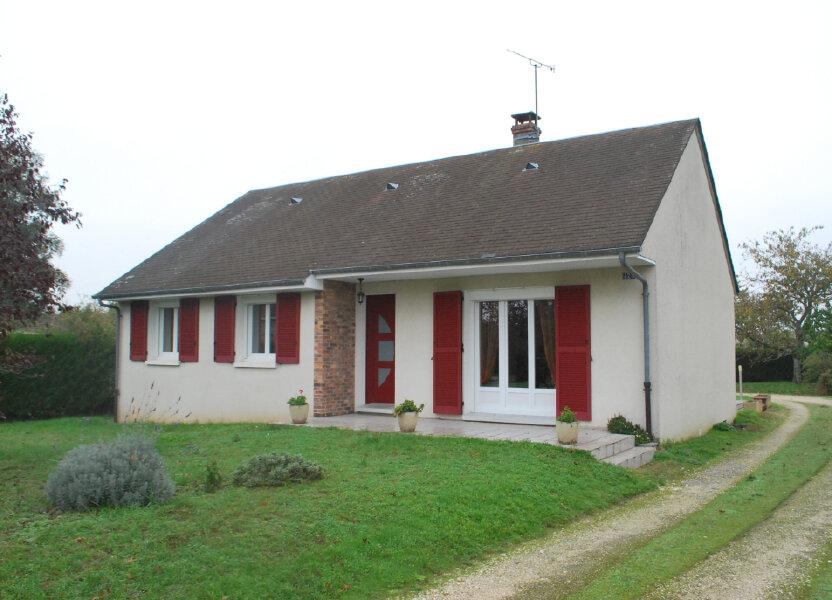 Maison à vendre 105m2 à Pouilly-sur-Loire