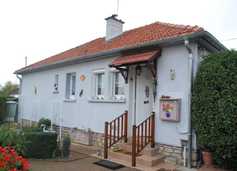 Maison à vendre 67m2 à Cosne-Cours-sur-Loire