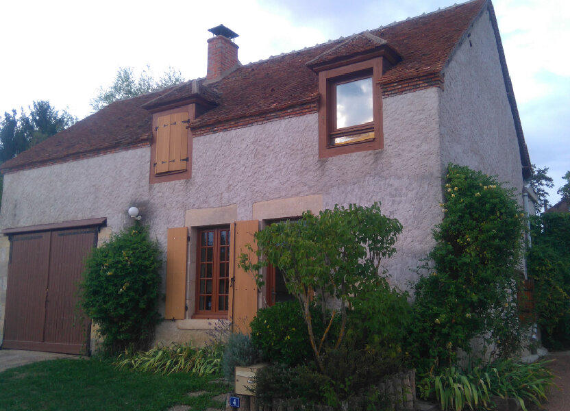Maison à louer 73m2 à Saint-Martin-sur-Nohain