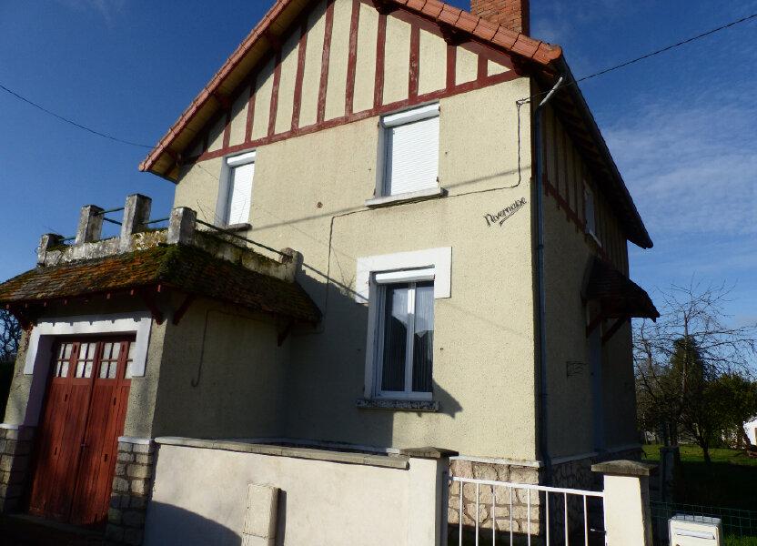 Maison à louer 88m2 à Cosne-Cours-sur-Loire