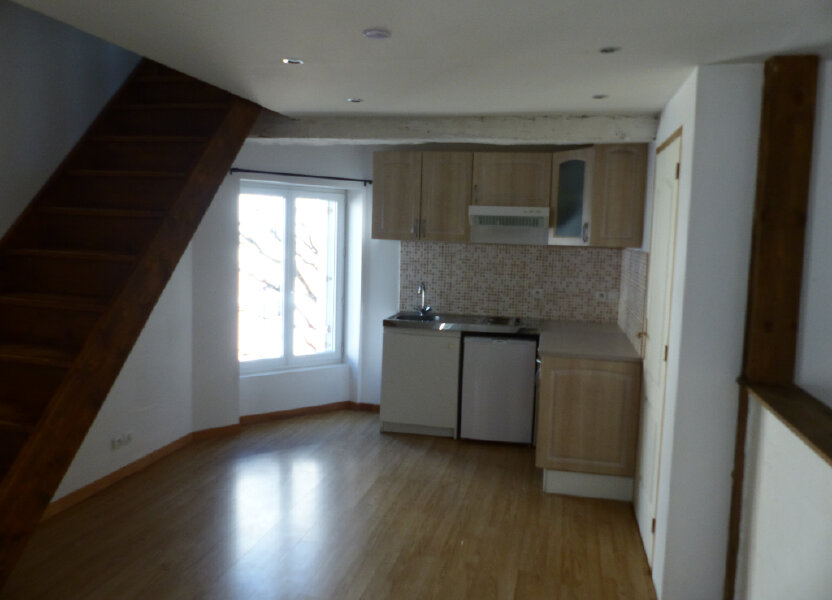 Appartement à louer 40m2 à Cosne-Cours-sur-Loire