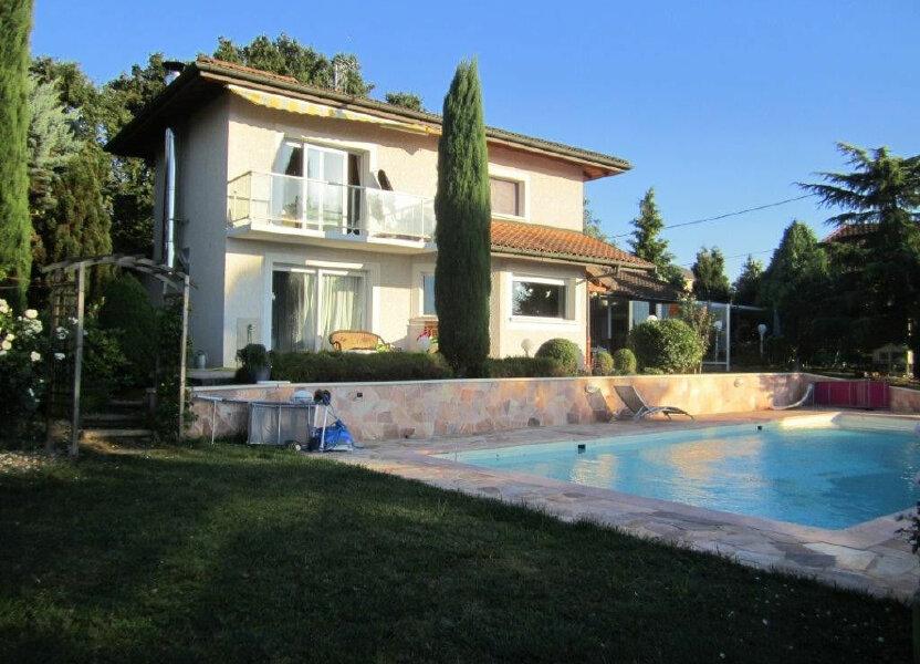 Maison à vendre 183m2 à Chens-sur-Léman