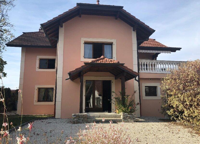 Maison saint cergues 232 m t 7 vendre 830 000 orpi for Maison atypique 94