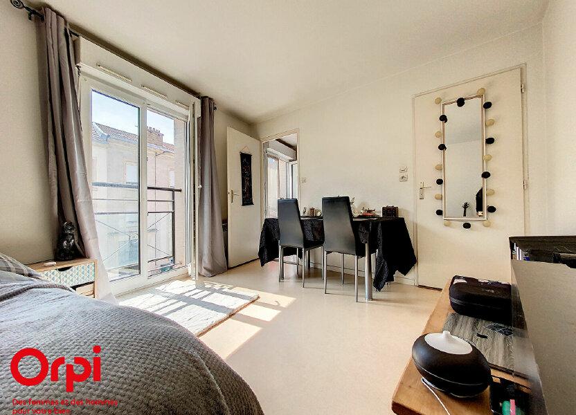Appartement à louer 33m2 à Nancy