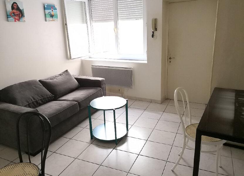Appartement à louer 23m2 à Nancy