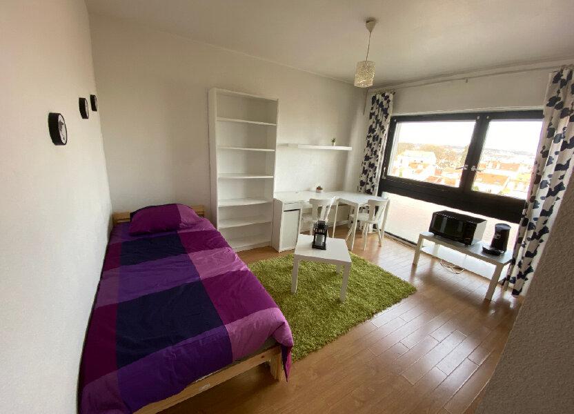 Appartement à louer 17m2 à Nancy