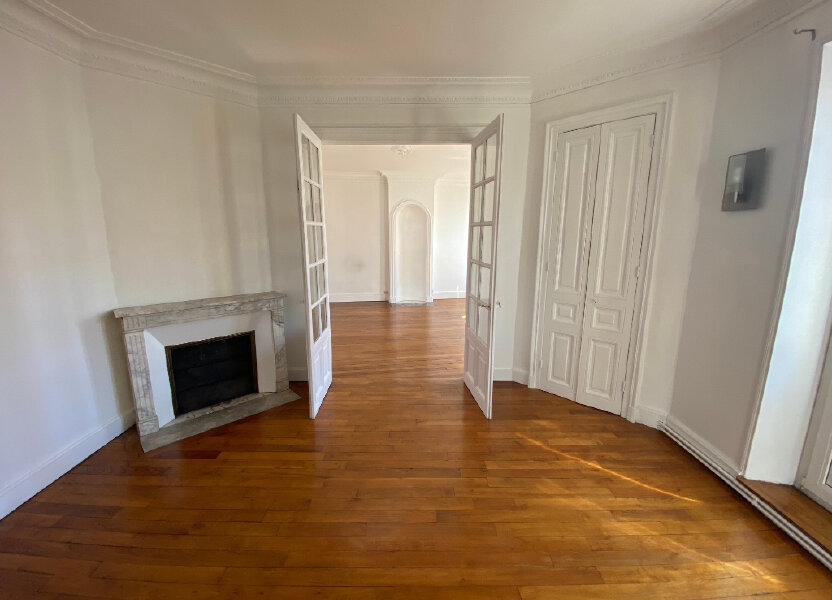 Appartement à louer 126m2 à Nancy