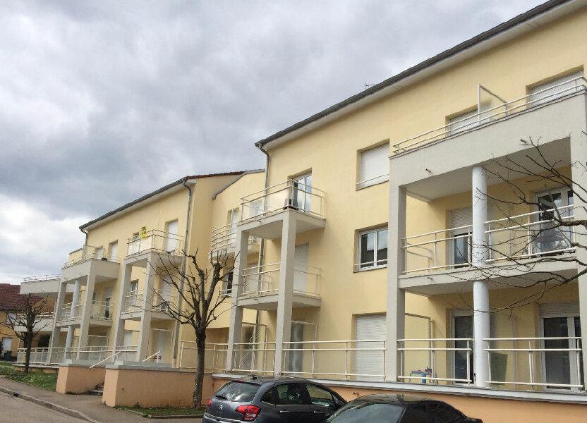 Appartement à louer 18.79m2 à Vandoeuvre-lès-Nancy