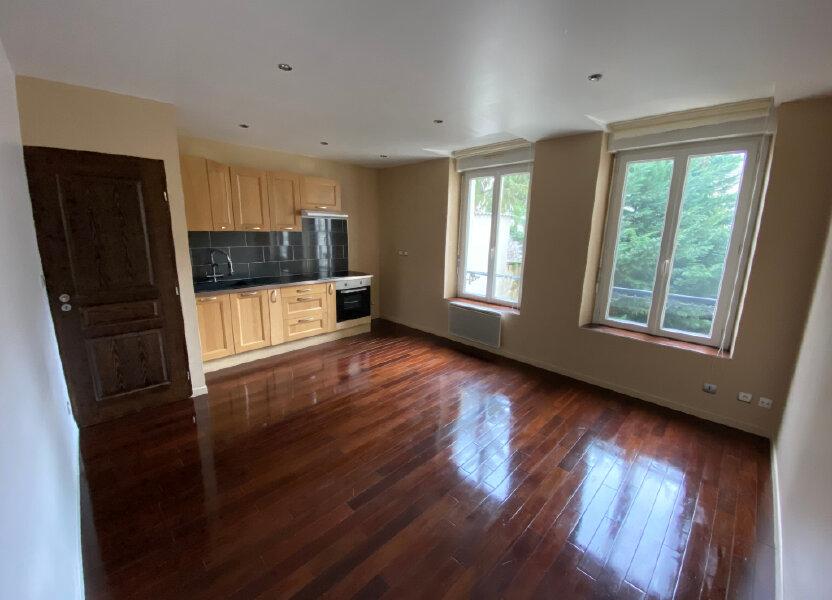 Appartement à louer 44m2 à Nancy