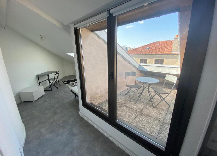 Appartement à louer 14.7m2 à Nancy