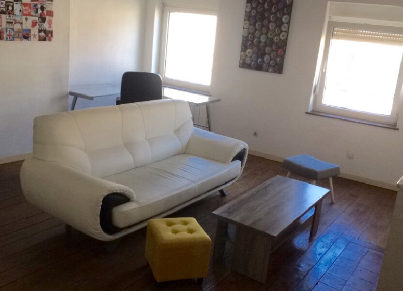Appartement à louer 45m2 à Nancy