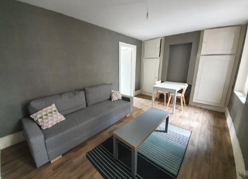 Appartement à louer 40m2 à Nancy