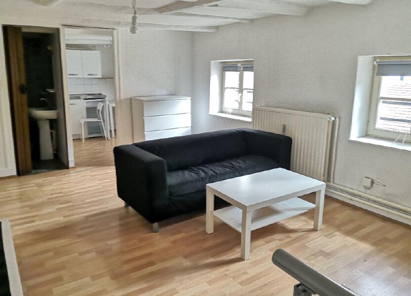 Appartement à louer 30m2 à Nancy