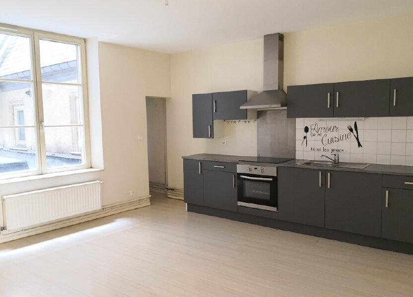 Appartement à louer 55m2 à Nancy