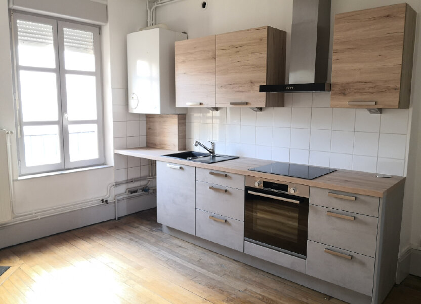 Appartement à louer 60m2 à Nancy