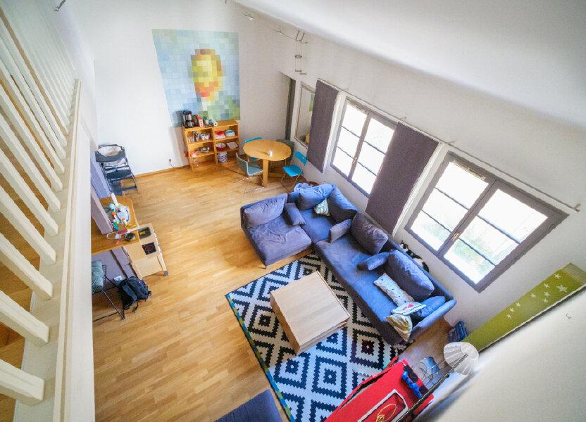 Appartement à vendre 107m2 à Nancy