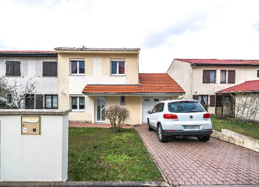 Maison à vendre 120m2 à Vandoeuvre-lès-Nancy