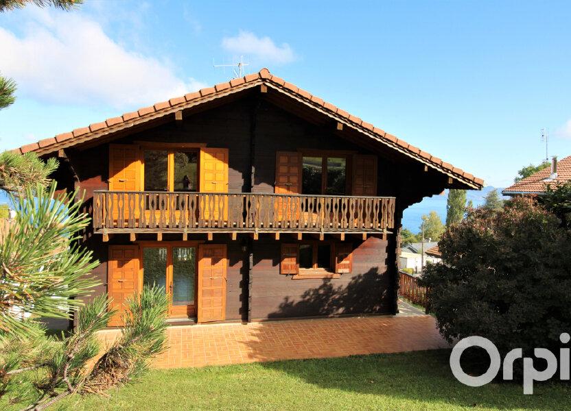 Maison à vendre 95m2 à Évian-les-Bains