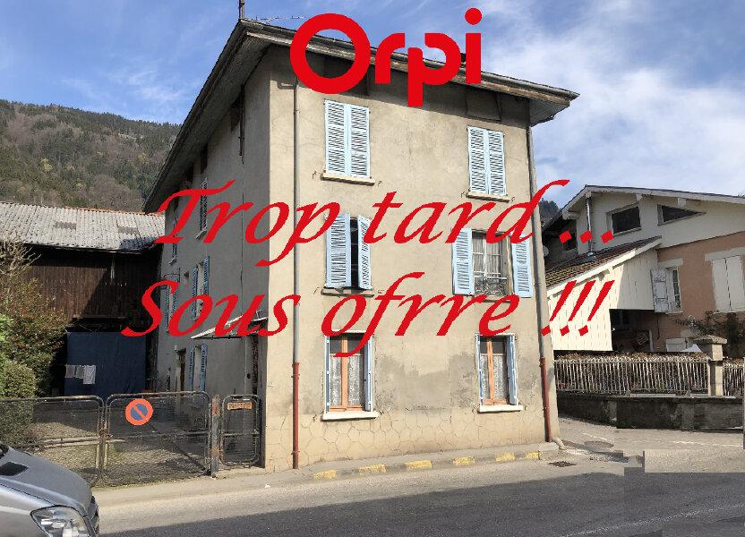 Maison à vendre 240m2 à Saint-Pierre-d'Allevard