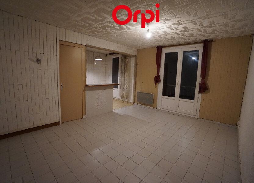 Appartement à louer 48m2 à Grenoble