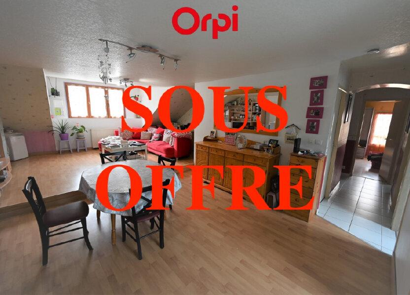 Appartement à vendre 81.1m2 à Le Versoud