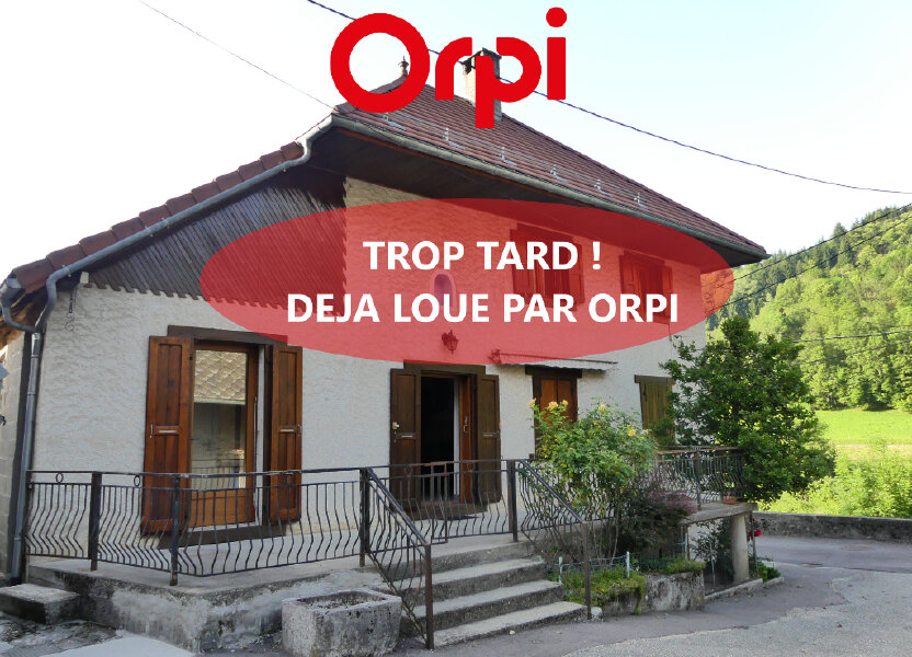 Maison à louer 106.91m2 à Saint-Mury-Monteymond