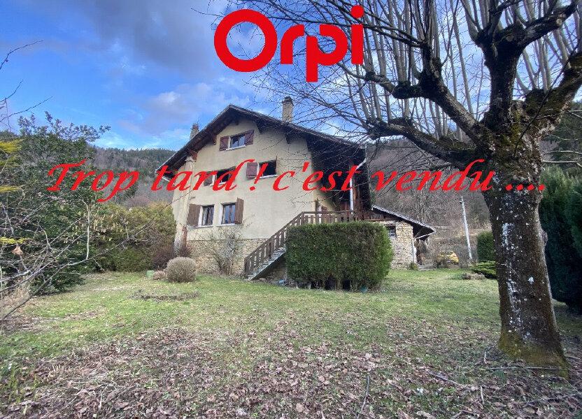 Maison à vendre 215.48m2 à Goncelin