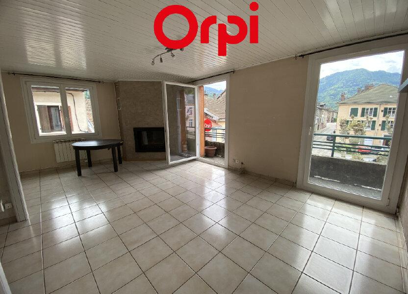 Appartement à louer 87.2m2 à Saint-Pierre-d'Allevard