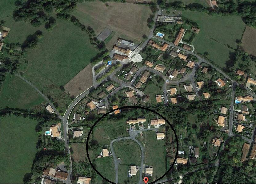 Terrain à vendre 556m2 à Moragne