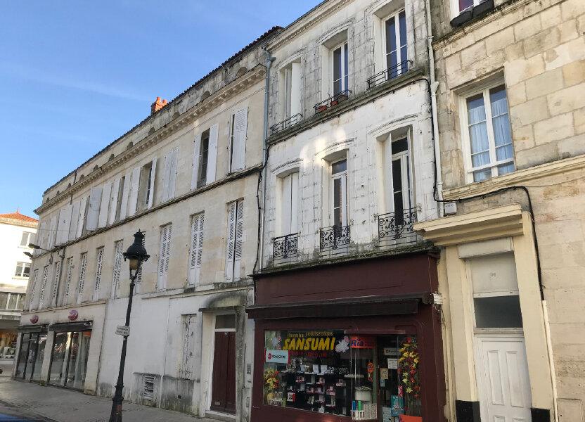 Immeuble à vendre 170m2 à Rochefort