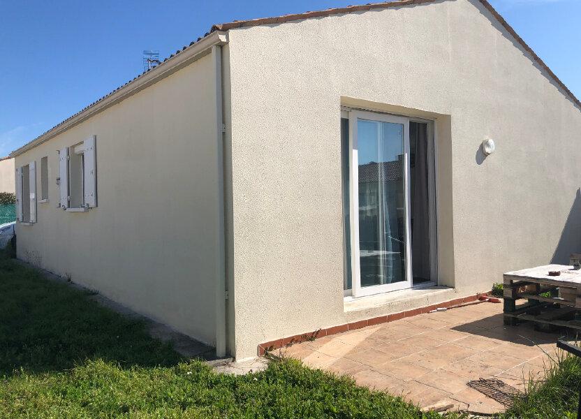 Maison à vendre 74m2 à Bourcefranc-le-Chapus