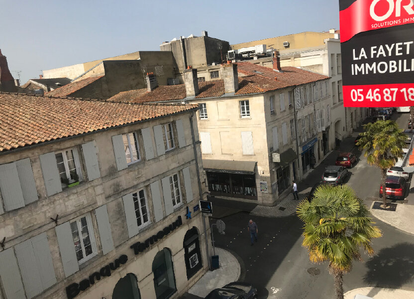 Appartement à vendre 34.5m2 à Rochefort