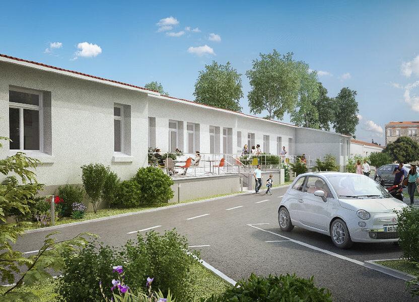 Appartement à vendre 52.77m2 à Rochefort