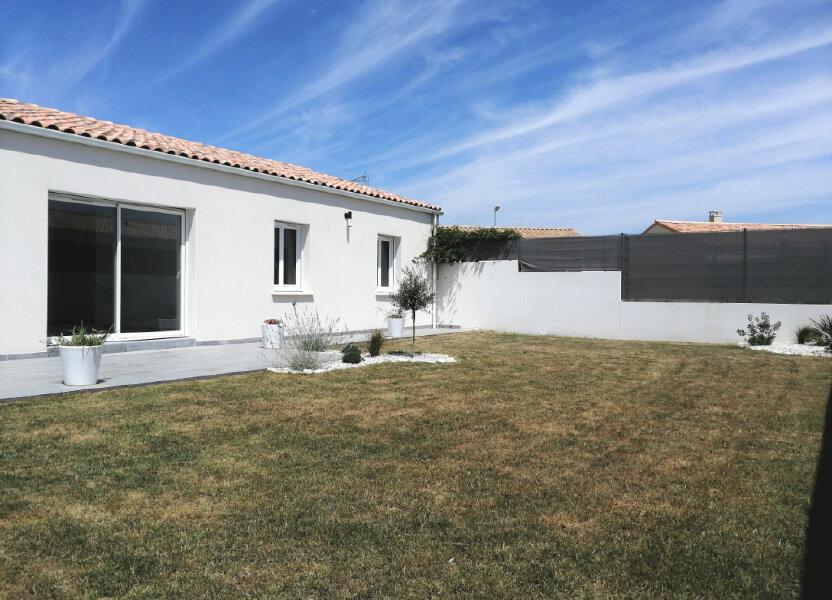Maison à vendre 100m2 à Tonnay-Charente