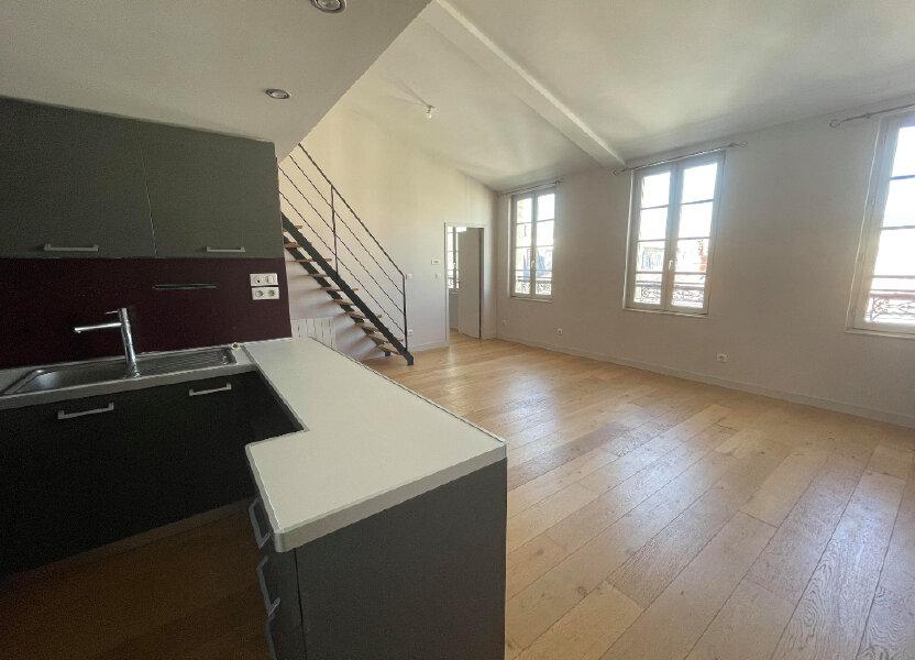 Appartement à vendre 66m2 à Rochefort