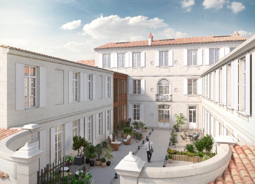 Appartement à vendre 64.5m2 à Rochefort