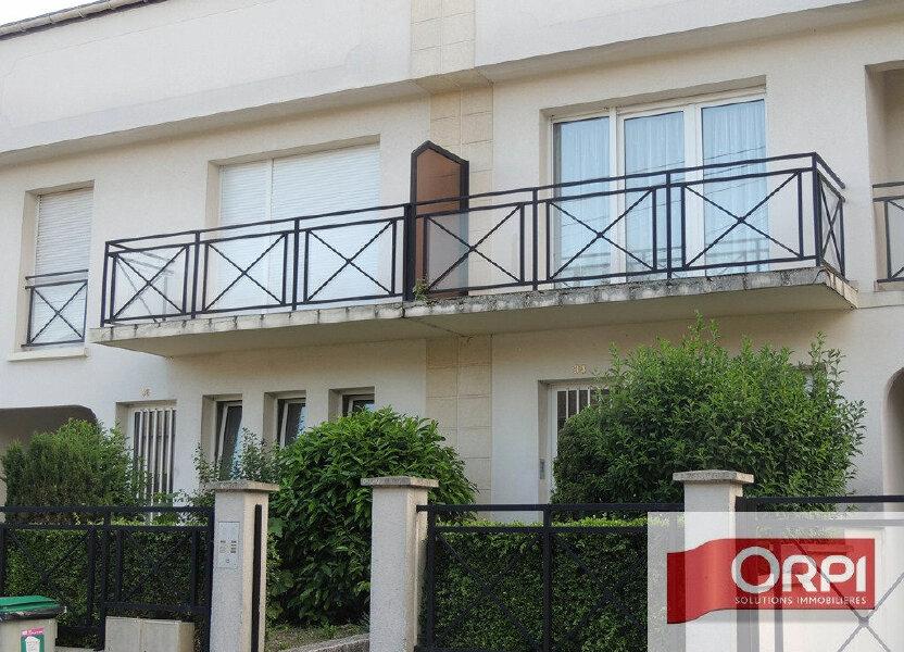 Appartement à louer 35.61m2 à Sevran