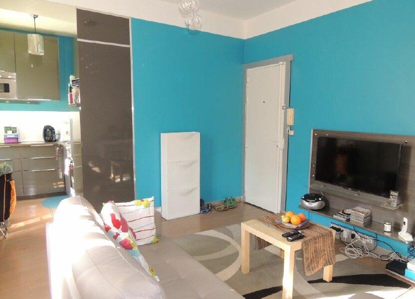 Appartement à louer 33.47m2 à Livry-Gargan
