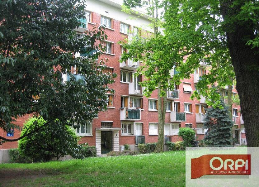 Appartement à louer 53.85m2 à Livry-Gargan