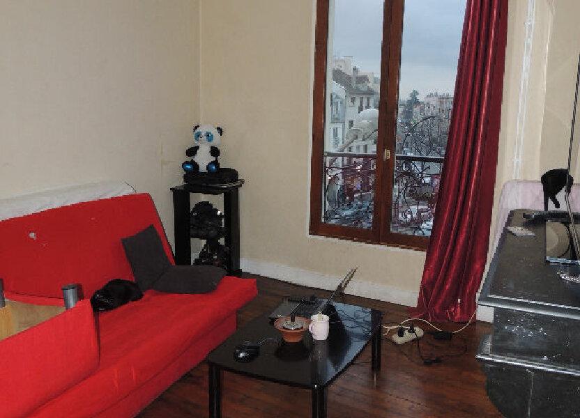 Appartement à louer 41m2 à Livry-Gargan